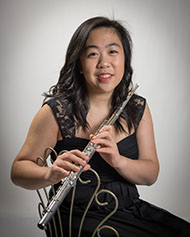 Hannah Lin 2018 Young Artist Concerto Competition Winner