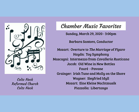 MSO Performs Chamber Music Favorites