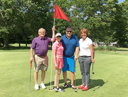 Golf Outing Fund Raiser August 24, 2020
